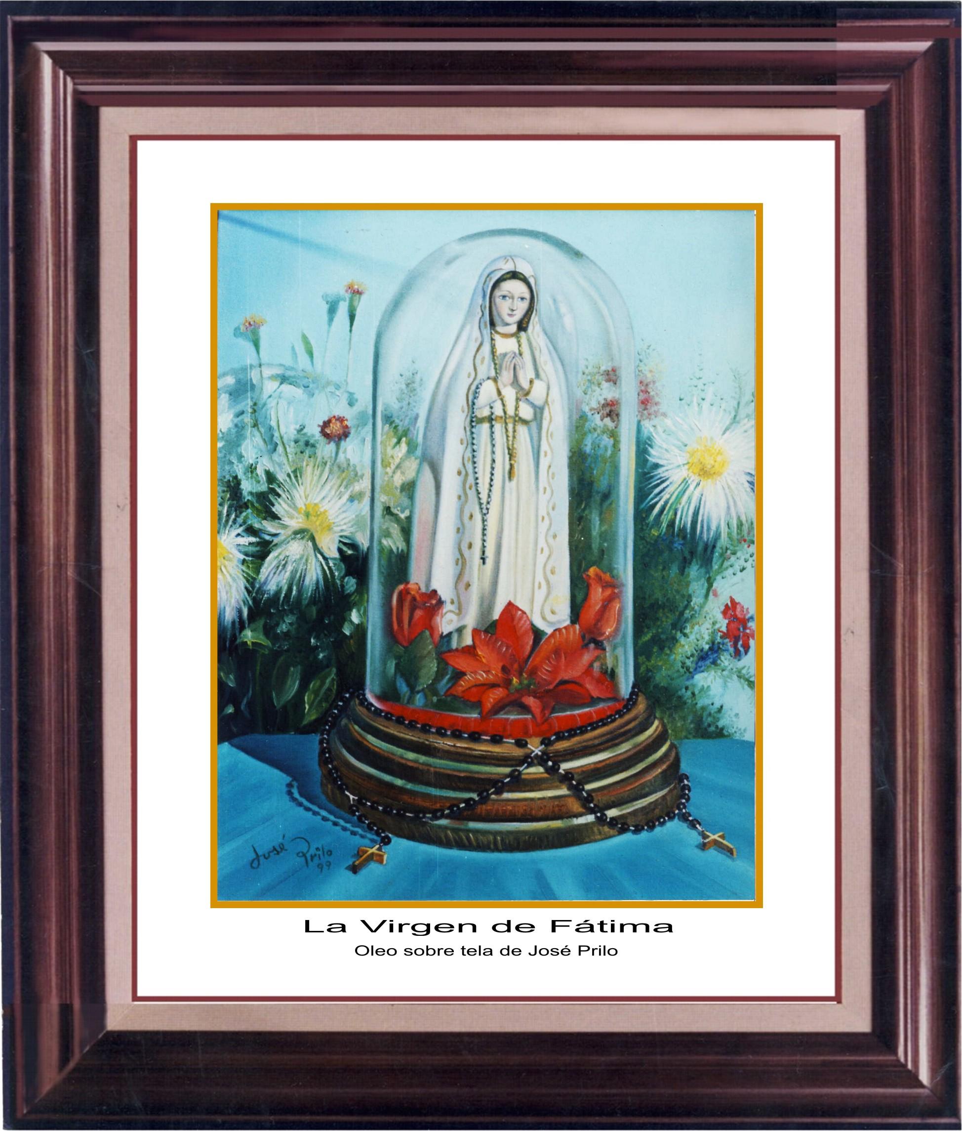 La Virgen de Fátima - YouTube